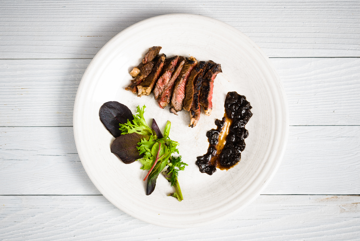 Balsamic Steak