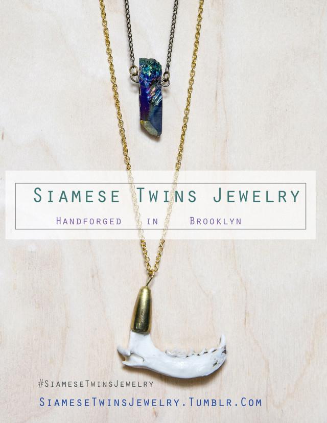 Siamese Twins Jewelry