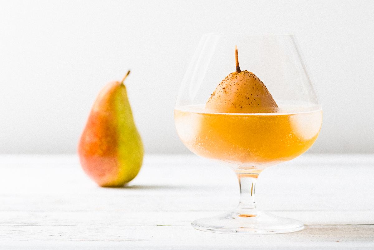 Cognac A La Poire