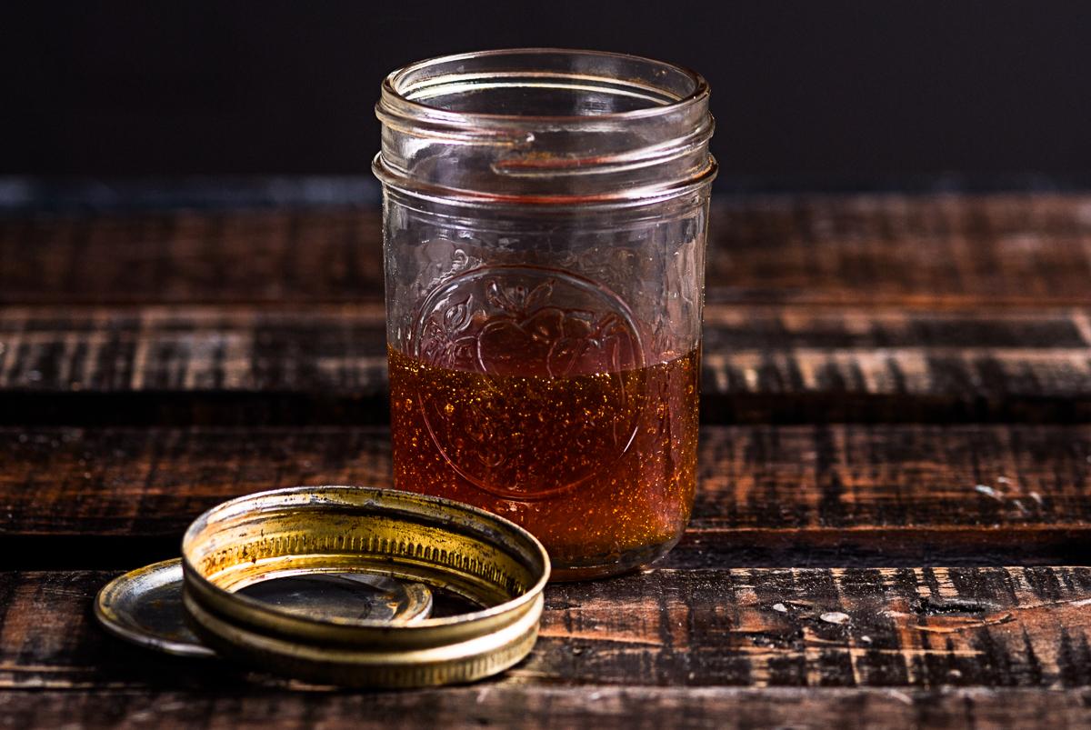 Local Bamboo Honey