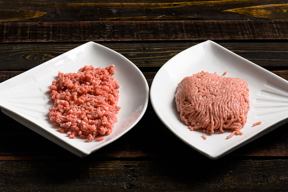 Store Bought Vs Home Ground Meat