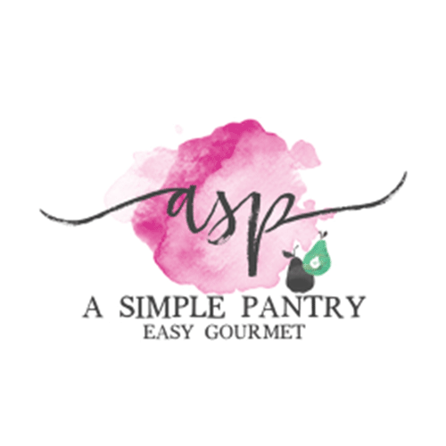A Simple Pantry Logo