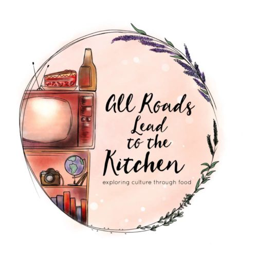 All Roads Lead To The Kitchen Logo