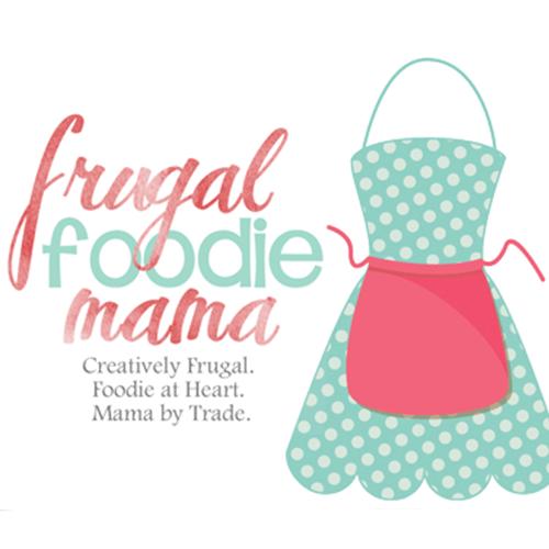 Frugal Foodie Mama Logo