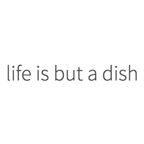 life is but a dish logo