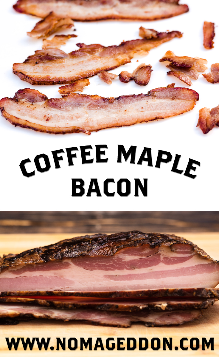 Coffee Maple Bacon? Sounds Like A Whole Breakfast In A Bite!