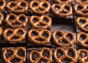 Beer and Pretzels Fudge