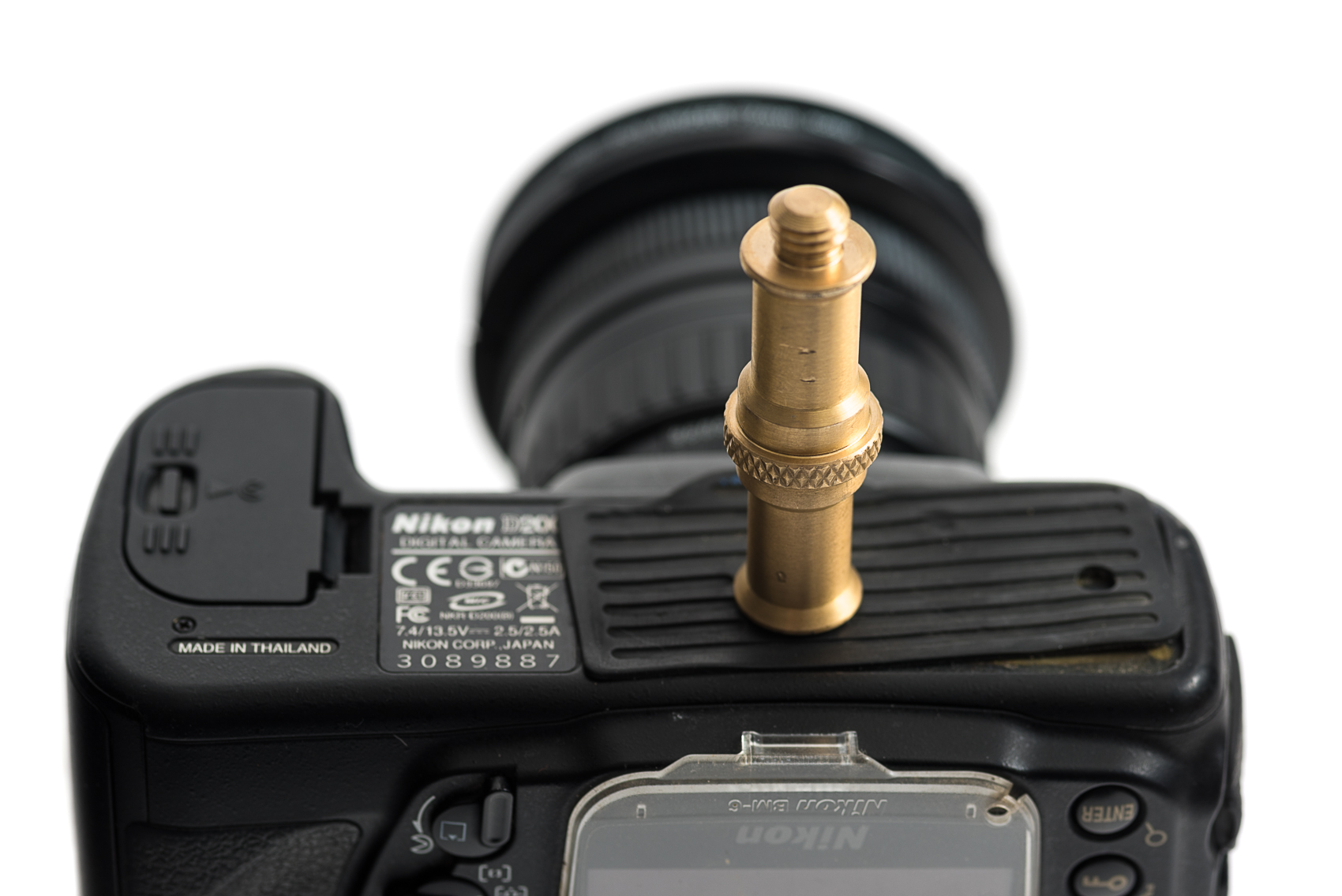 Camera Tripod Screw Mount with Stud