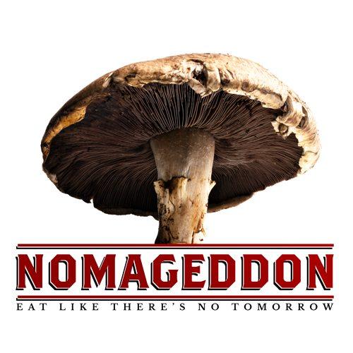 Nomageddon Logo 500 square