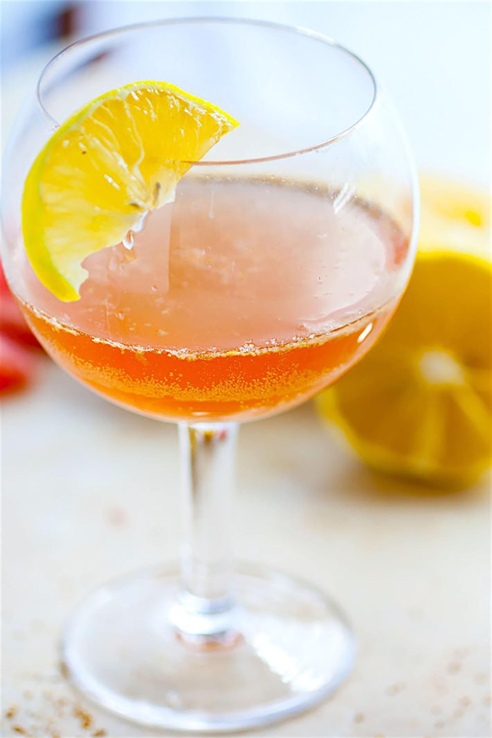 Cotter Crunch Sparkling Citrus Paloma Cocktail