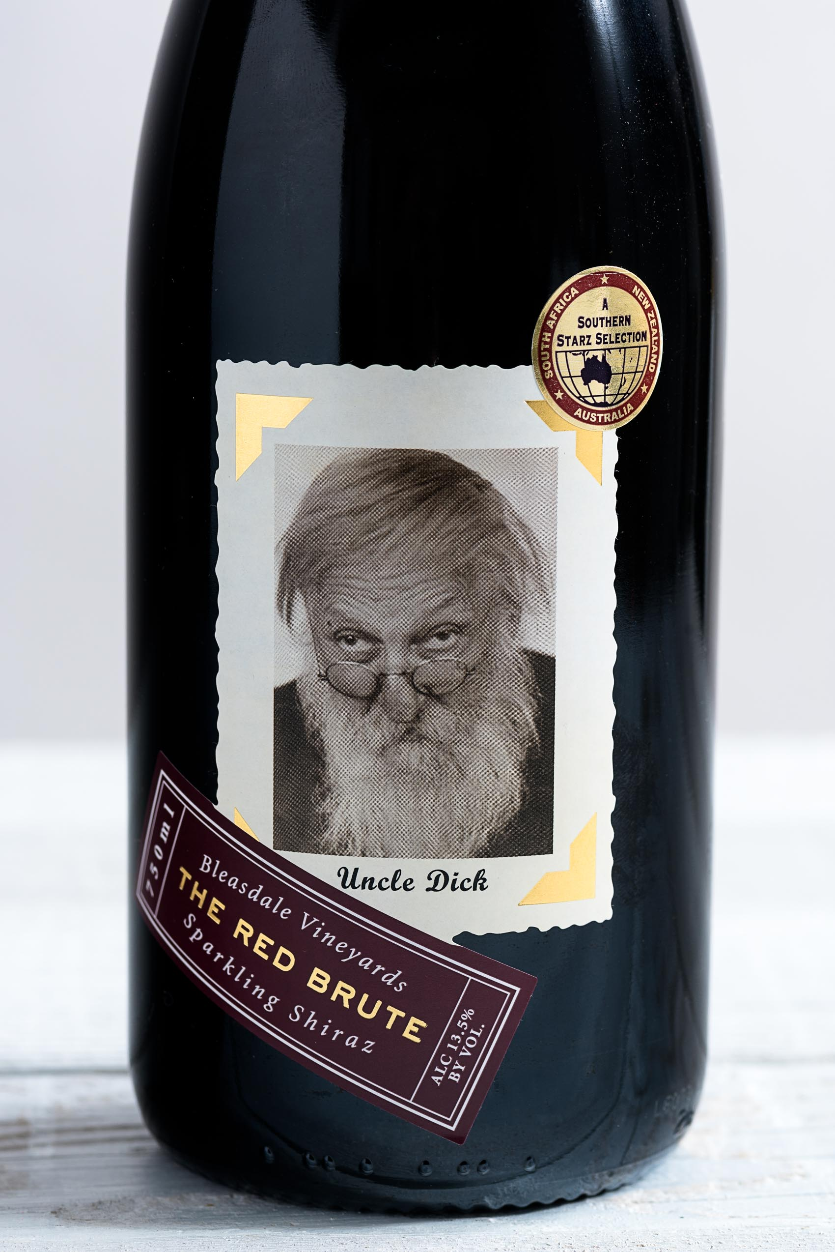 Bleasdale Vineyards The Red Brute Sparkling Shiraz