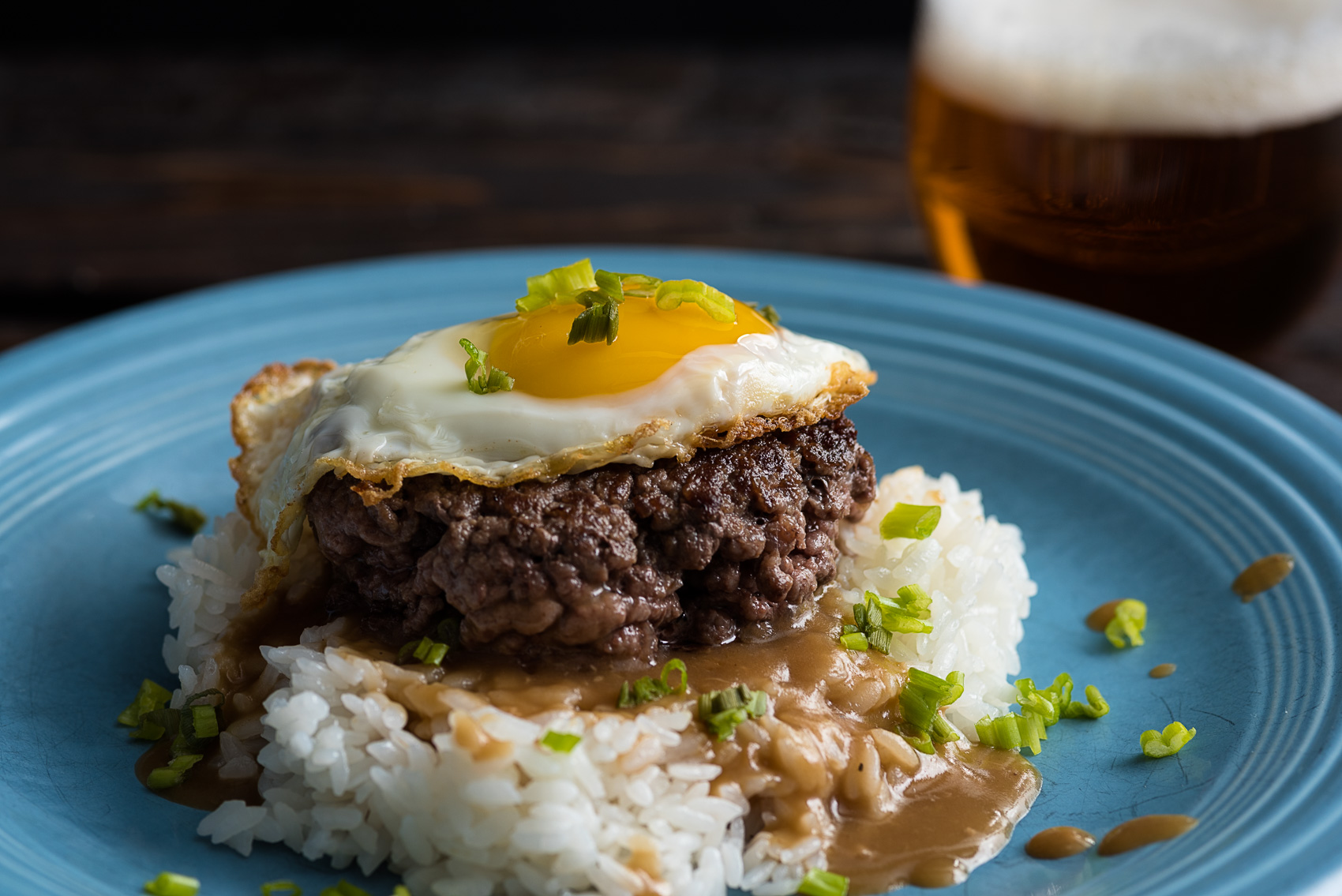 how to make loco moco gravy