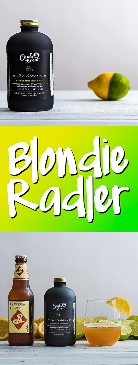Owl's Brew Blondie Radler