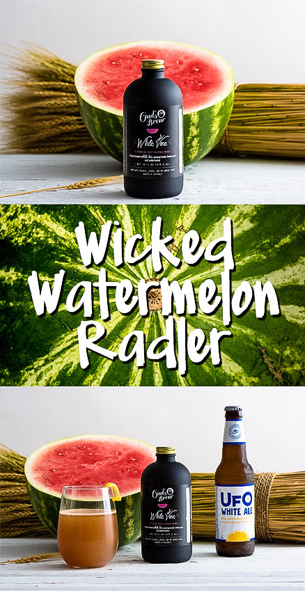 Watermelon, Beer, Beer Cocktails, Watermelon Summer Cocktails, Summer Cocktails, Radler