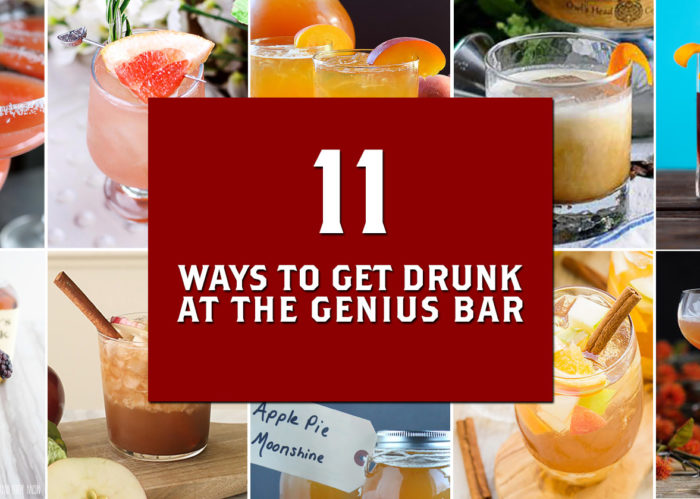 11 Ways To Get Drunk At The Apple Genius Bar