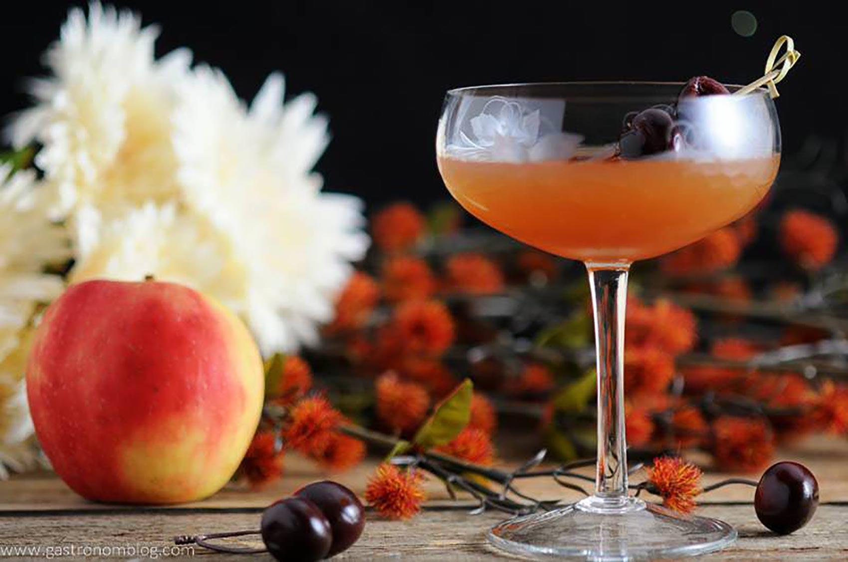 Apple Cider Manhattan