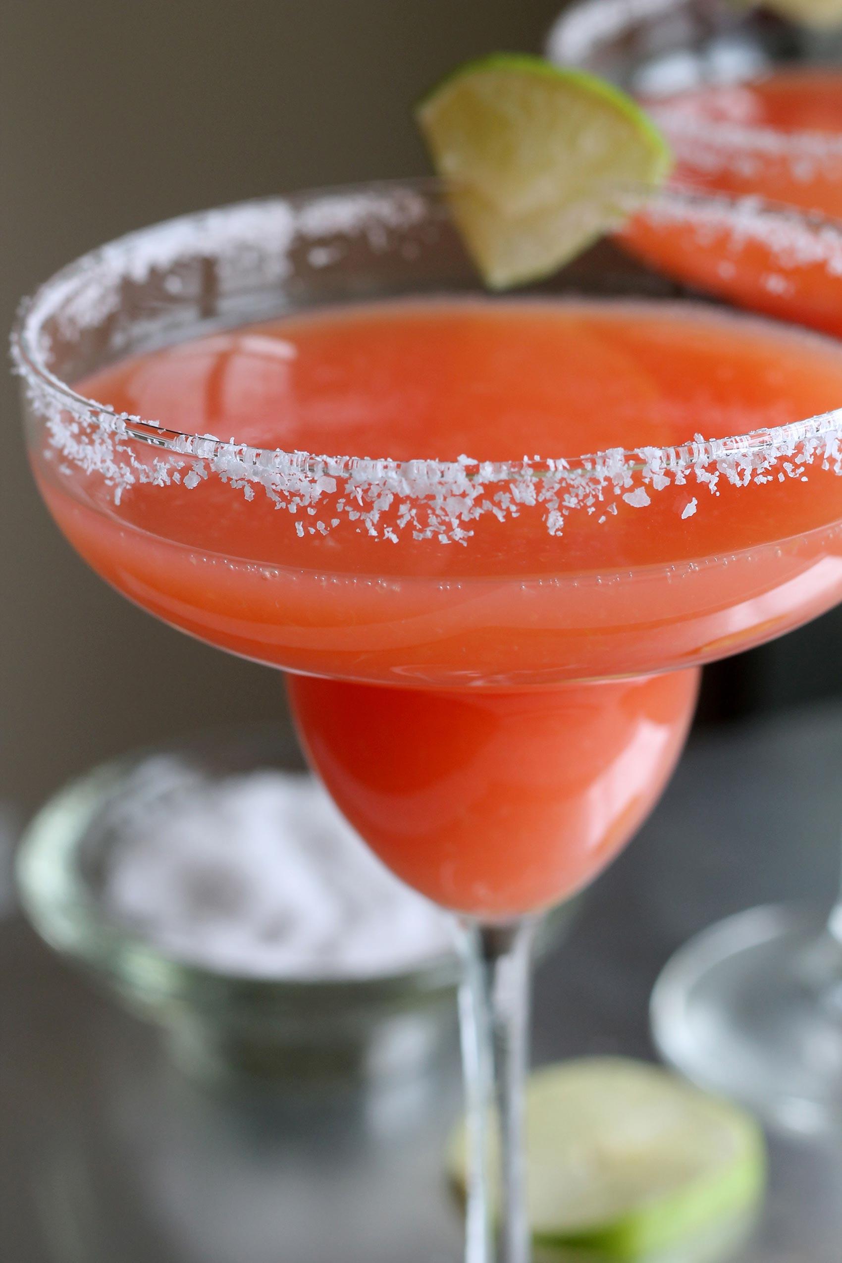 Tequila Sunrise Margaria