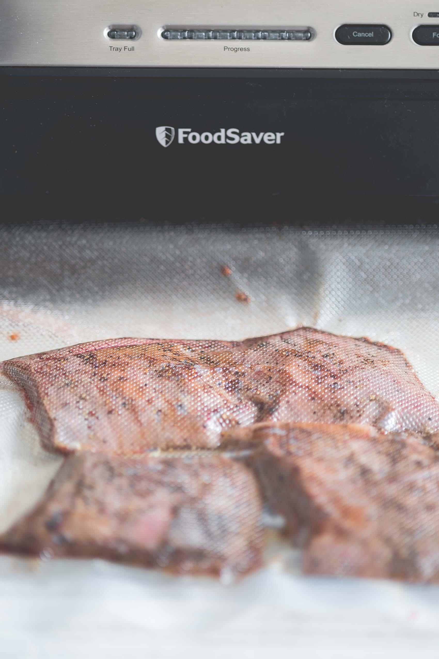 Food Saver Vacuum Sealer for Sous Vide