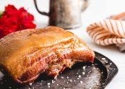 Smoked Pork Belly Chashu