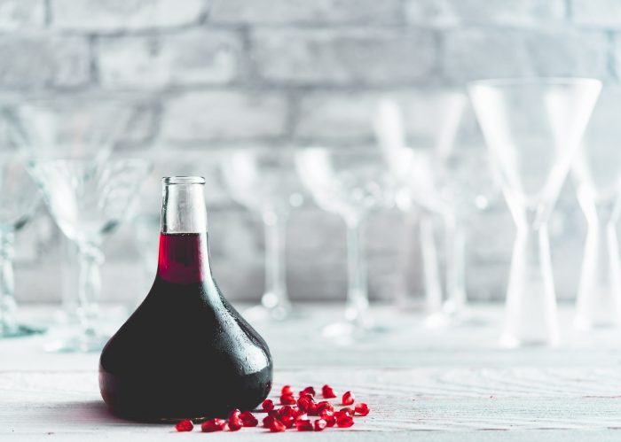 How To Make Grenadine