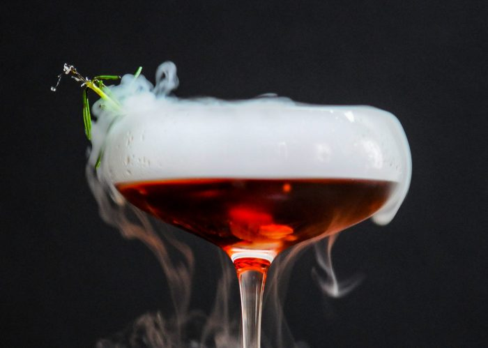 Spooky Halloween Cocktails Vampire Cynar Negroni