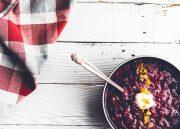 Easy Cranberry Sauce Recipe With Orange Juice and Port Wine